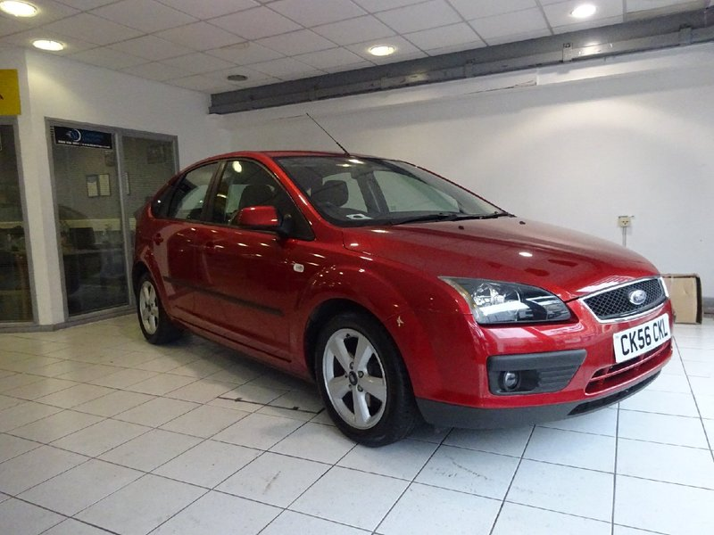 View FORD FOCUS 1.6  Zetec